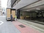 施工事例 - 「健診センターソファー搬出搬入設置」(2020/05)