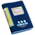 サクラクレパス ホームポケット がんばったファイル デニム OFP-502A